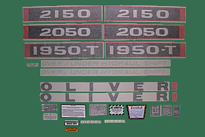 2150, 2050, and 1950-T Diesel, Click to ENLARGE!