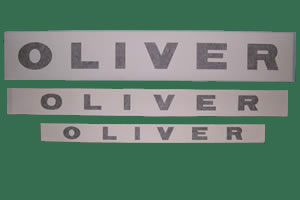 Oliver Implement B/W, Click to ENLARGE!