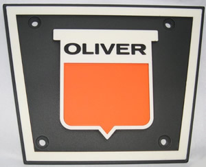Oliver Decals Reproduction Parts