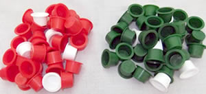 Plastic Frame Plugs for Tractors