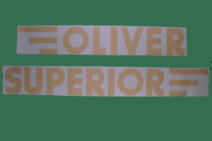 Oliver Superior Implement, Click to ENLARGE!